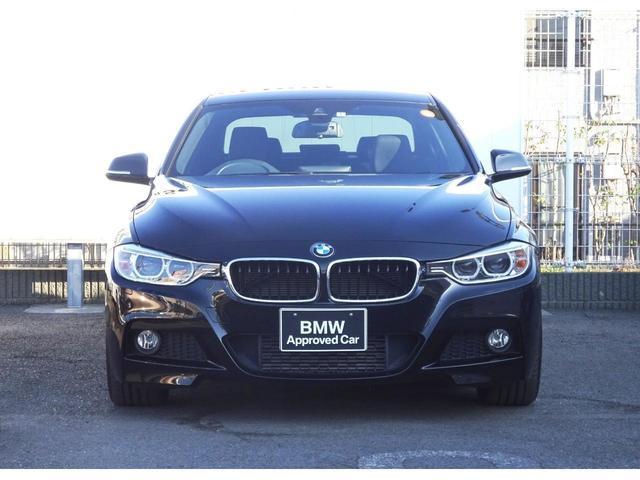 320i Mスポーツ 認定中古車 ブラックレザーシート(4枚目)