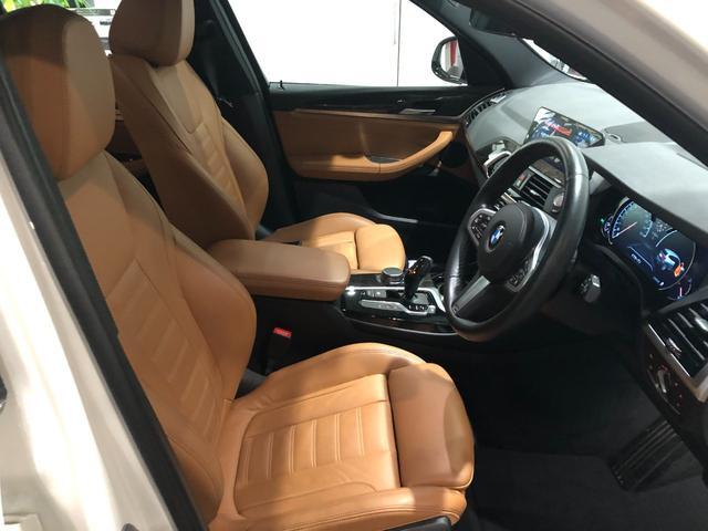 xDrive 20d Mスポーツ ハイラインパッケージ コニャックレザー アクティブクルーズコントロール オートトランク バックカメラ ヘッドアップディスプレー アダプティブLEDライト コンフォートアクセス シートヒーター前後(13枚目)