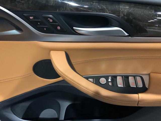 xDrive 20d Mスポーツ ハイラインパッケージ コニャックレザー アクティブクルーズコントロール オートトランク バックカメラ ヘッドアップディスプレー アダプティブLEDライト コンフォートアクセス シートヒーター前後(33枚目)