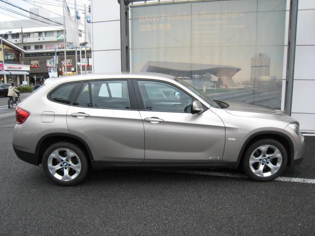 BMW BMW X1 sDrive 18i 社外ナビ・テレビ・リアカメラ