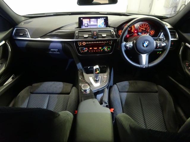 318iツーリング Mスポーツ 認定中古車 タッチパネル(2枚目)