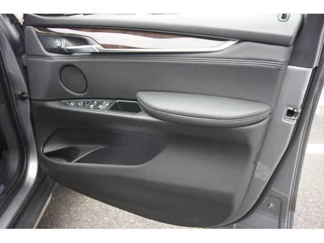 xDrive 35i xライン ブラックレザーシート(10枚目)