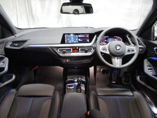 118i Mスポーツ タッチパネルHDDナビゲーション 追従機能付クルーズコントロール スマートキー 衝突軽減ブレーキ レーンアシスト バックカメラ 自動駐車 LEDヘッドライト BMW正規ディーラー認定中古車(2枚目)