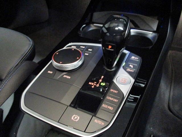 118i Mスポーツ タッチパネルHDDナビゲーション 追従機能付クルーズコントロール スマートキー 衝突軽減ブレーキ レーンアシスト バックカメラ 自動駐車 LEDヘッドライト BMW正規ディーラー認定中古車(10枚目)