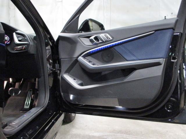 118i Mスポーツ オートホールド 18インチ オートマテールゲート ACC タッチパネルHDDナビゲーション スマートキー 衝突軽減ブレーキ  バックカメラ 自動駐車 LEDヘッドライト BMW正規ディーラー認定中古車(24枚目)