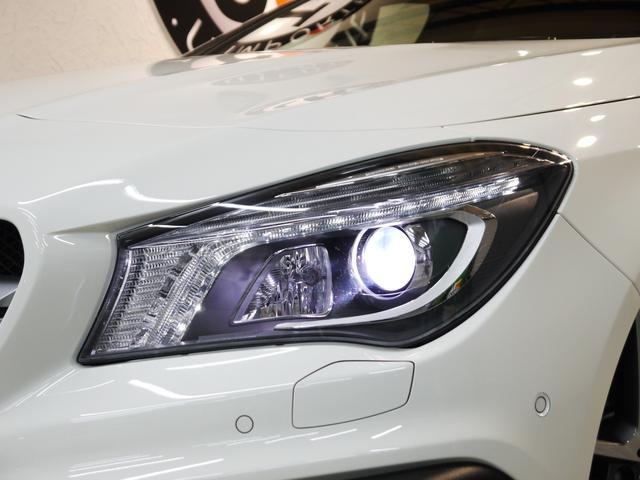 CLA45 4M AMG 1オナ 黒革 ナビTV 2年保証付(15枚目)