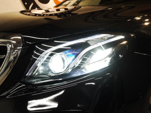 E400 4M エクスクルーシブ 1オナ 黒革 新車保証付(14枚目)