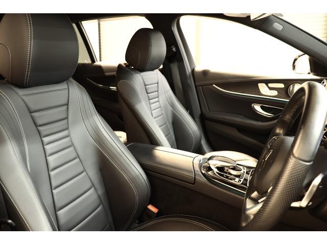 E220dワゴンAVGスポーツ 本革仕様 1オナ 2年保証付(5枚目)