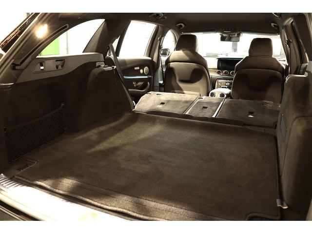 E220dワゴンAVGスポーツ 本革仕様 1オナ 2年保証付(11枚目)