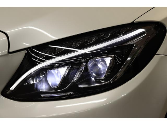 C43AMG 4Mクーペ レザーEXC 黒本革 新車保証付(14枚目)