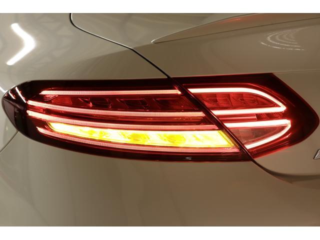 C43AMG 4Mクーペ レザーEXC 黒本革 新車保証付(18枚目)