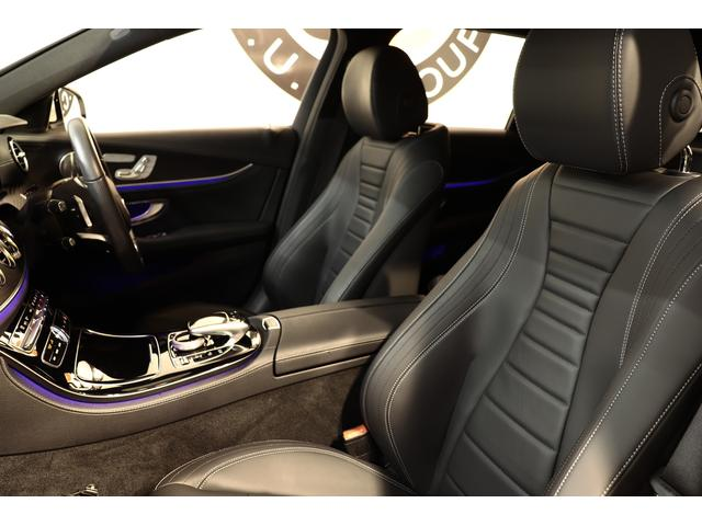 E250W AVGスポーツ本革仕様 黒革ブルメスタ 新車保証(5枚目)