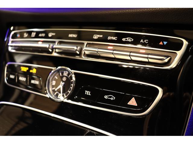 E250W AVGスポーツ本革仕様 黒革ブルメスタ 新車保証(18枚目)