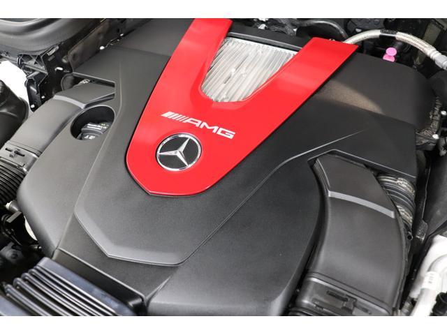 GLC43 4M レザEXC 黒革SR ブルメスタ 新車保証(7枚目)