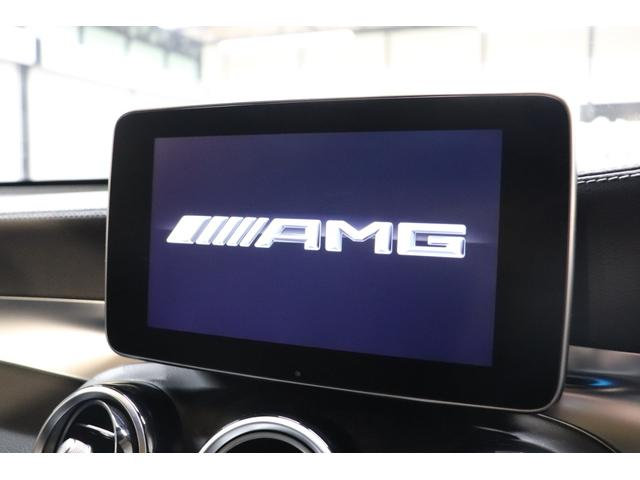 GLC43 4M レザEXC 黒革SR ブルメスタ 新車保証(10枚目)