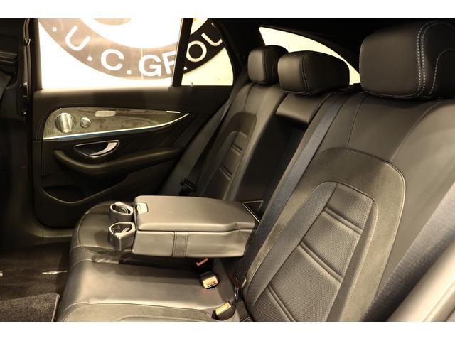 E43ワゴン4M 黒革 パノラマSR ブルメスタ 新車保証付(14枚目)