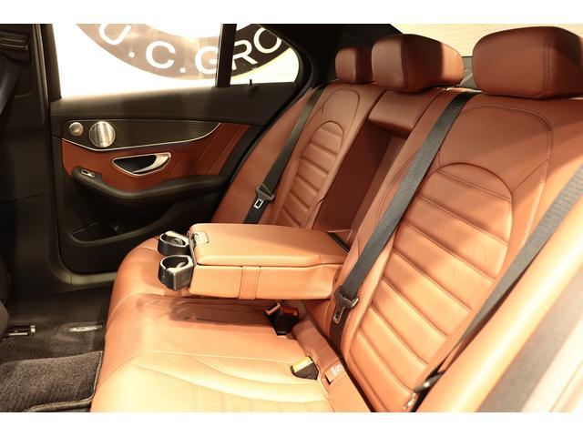 C43 4M エクスクルシブP 赤革 パノラマSR 新車保証(15枚目)