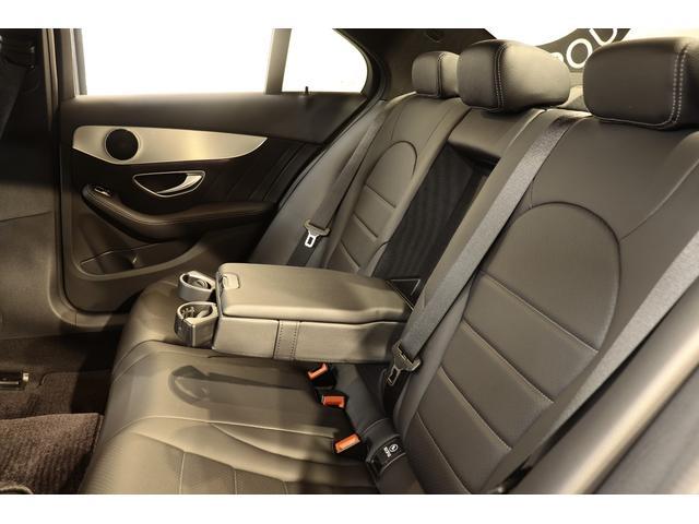 C180 ローレウスエディション 特別仕様車  キーレスゴー 黒革 HDDナビTV BTオーディオ バックカメラ パークトロニックS DSRC LEDヘッドライト AMGエアロ&18インチAW ダイナミックセレクト 9速AT 2年保証(8枚目)