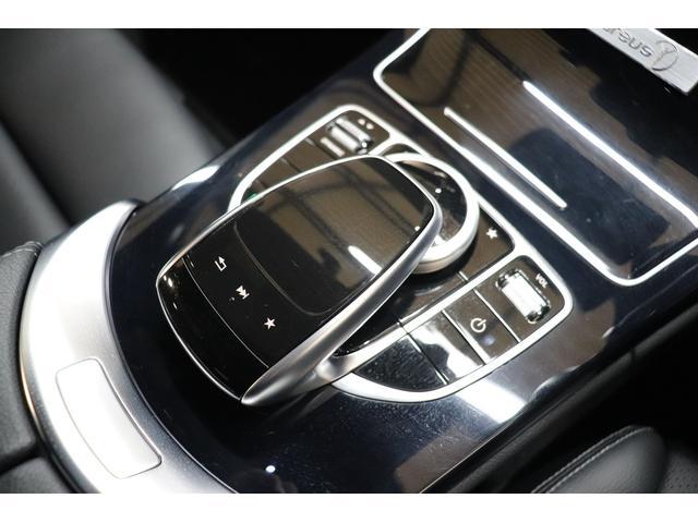 C180 ローレウスエディション 特別仕様車  キーレスゴー 黒革 HDDナビTV BTオーディオ バックカメラ パークトロニックS DSRC LEDヘッドライト AMGエアロ&18インチAW ダイナミックセレクト 9速AT 2年保証(19枚目)