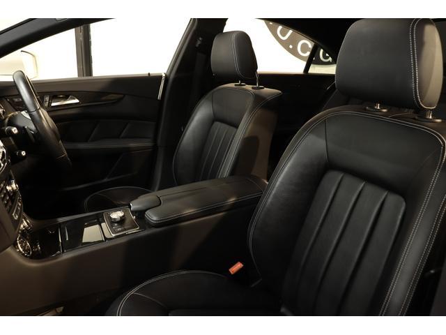 CLS350 AMGスポーツパッケージ レーダーセーフティPKG キーレスゴー 黒革 SR HDDナビTV BT音楽 Bカメラ PTS DSRC LEDヘッドライト 自動トランク 電動Rブラインド AMGエアロ&19インチAW 2年保証(5枚目)