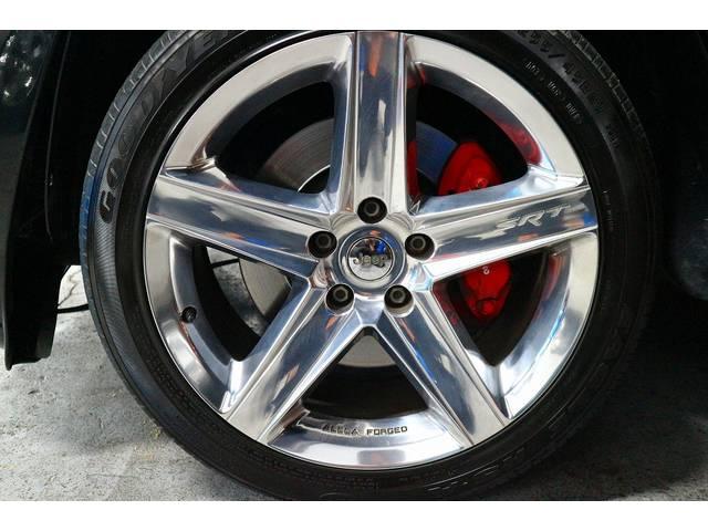 クライスラー・ジープ クライスラージープ グランドチェロキー SRT8  ディーラー車 4WD 6.1L HEMI