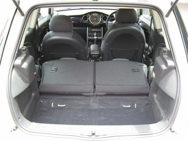 MINI MINI クーパー7セブン後期ピアノブラック内装クローム17AW保証付
