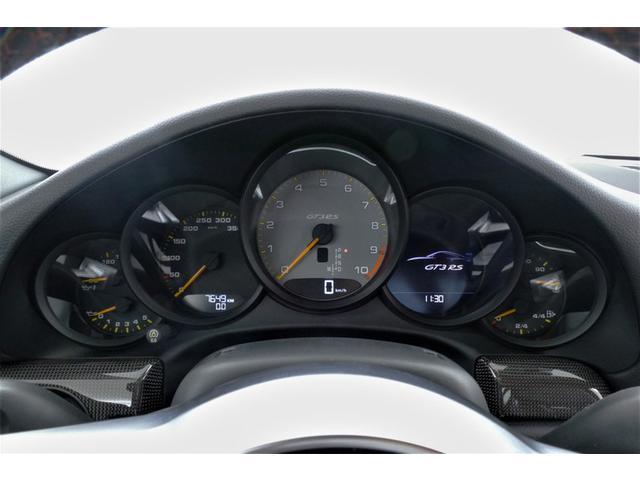 GT3 RS PDK ラバオレンジロールケージ バックモニタ(6枚目)