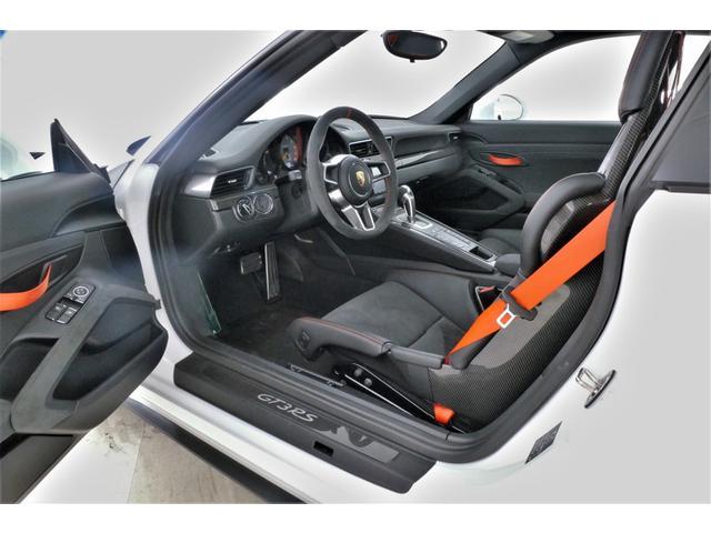 GT3 RS PDK ラバオレンジロールケージ バックモニタ(10枚目)
