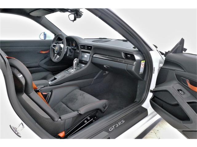 GT3 RS PDK ラバオレンジロールケージ バックモニタ(11枚目)