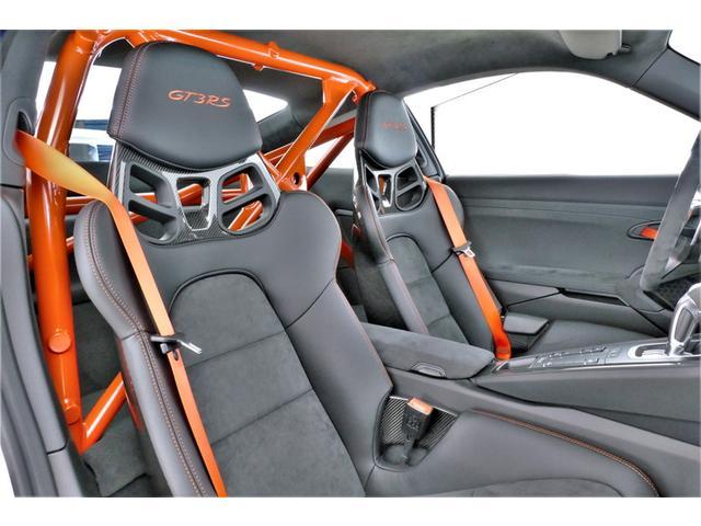 GT3 RS PDK ラバオレンジロールケージ バックモニタ(13枚目)