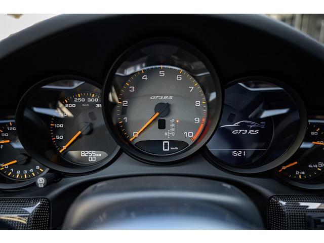GT3 RS PDK PCCB スポーツクロノパッケージ(9枚目)