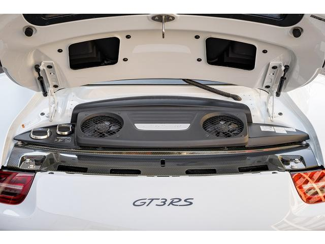 GT3 RS PDK PCCB スポーツクロノパッケージ(16枚目)