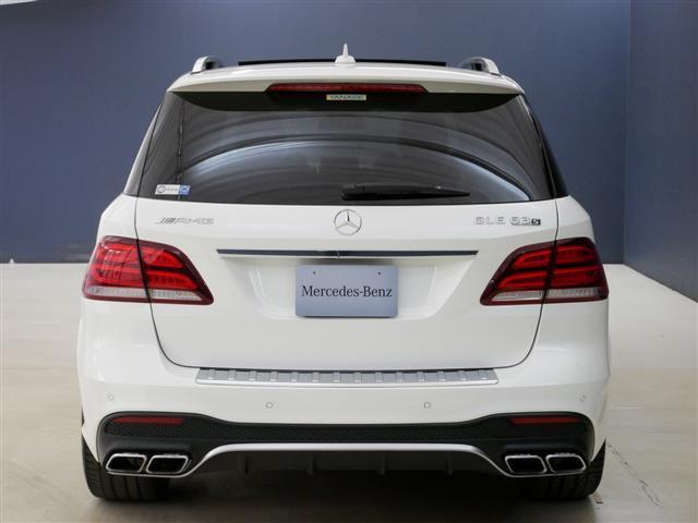 GLE63 S 4MATIC 2年保証 新車保証(4枚目)
