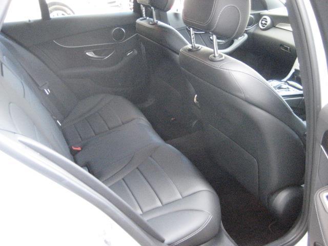 C220 d ステーションワゴン ローレウスエディション レーダーセーフティパッケージ スポーツプラスパッケージ 2年保証 新車保証(27枚目)
