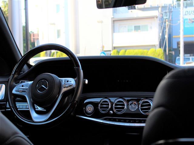 S560 4MATIC ロング ショーファーリミテッド 2年保証 新車保証(9枚目)