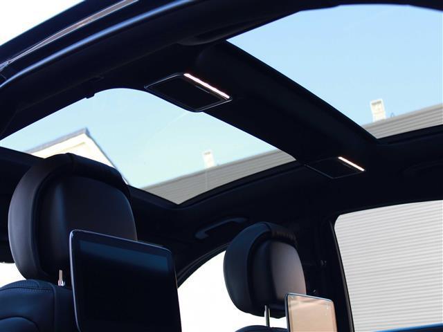 S560 4MATIC ロング ショーファーリミテッド 2年保証 新車保証(12枚目)