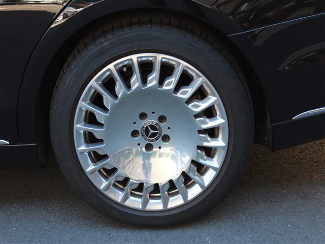 S560 4MATIC ロング ショーファーリミテッド 2年保証 新車保証(14枚目)