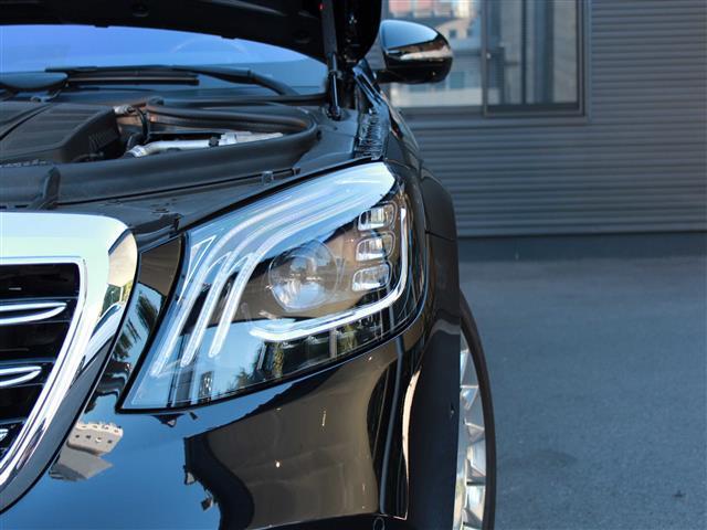 S560 4MATIC ロング ショーファーリミテッド 2年保証 新車保証(16枚目)