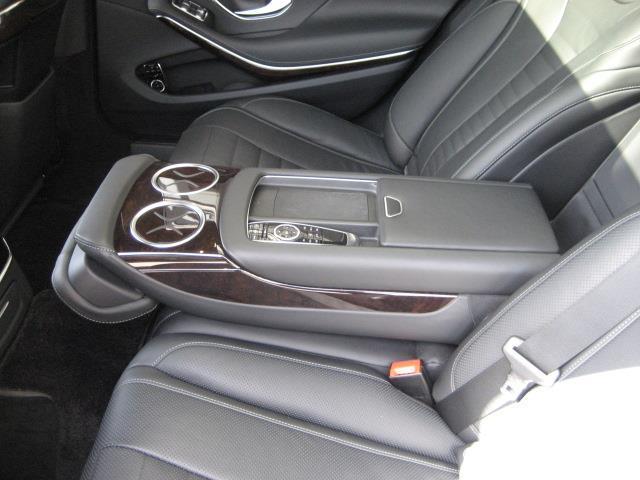 S560 4MATIC ロング ショーファーリミテッド 2年保証 新車保証(31枚目)