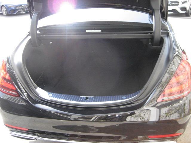 S560 4MATIC ロング ショーファーリミテッド 2年保証 新車保証(32枚目)