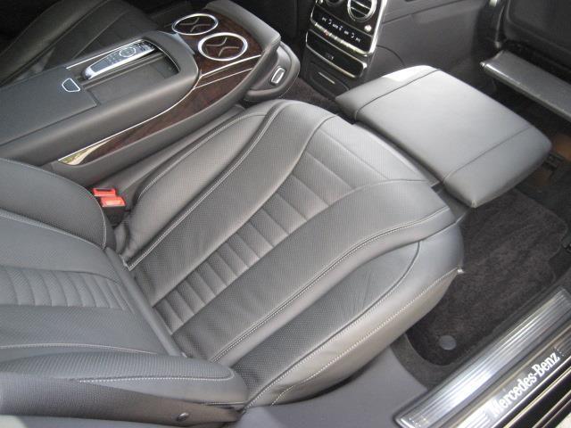 S560 4MATIC ロング ショーファーリミテッド 2年保証 新車保証(36枚目)