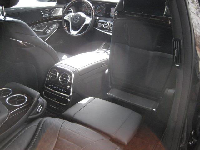 S560 4MATIC ロング ショーファーリミテッド 2年保証 新車保証(37枚目)