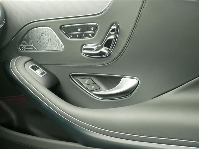 S560 4MATIC クーペ AMGライン レザーエクスクルーシブパッケージ スワロフスキークリスタルパッケージ 2年保証 新車保証(14枚目)