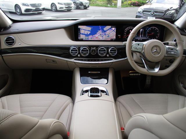 S560 ロング スポーツリミテッド 2年保証 新車保証(6枚目)