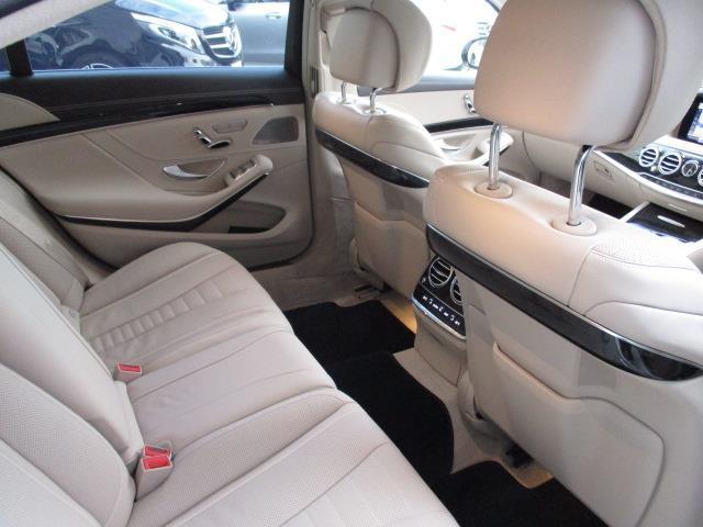 S560 ロング スポーツリミテッド 2年保証 新車保証(11枚目)