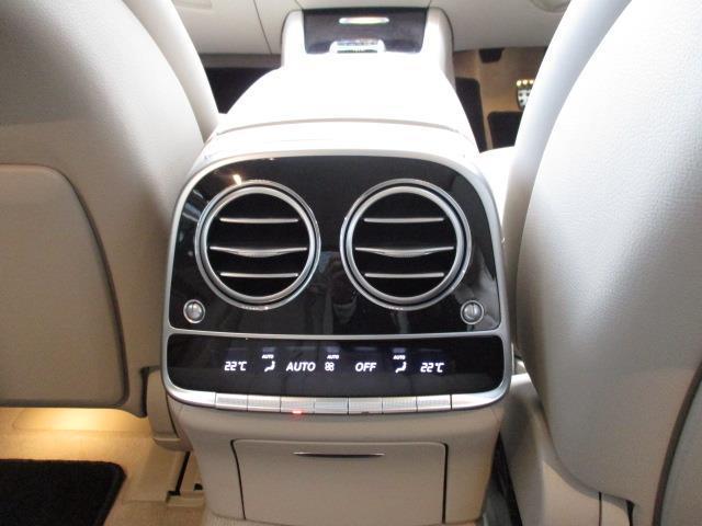 S560 ロング スポーツリミテッド 2年保証 新車保証(12枚目)