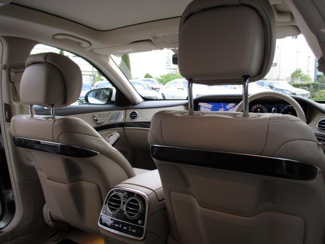 S560 ロング スポーツリミテッド 2年保証 新車保証(14枚目)