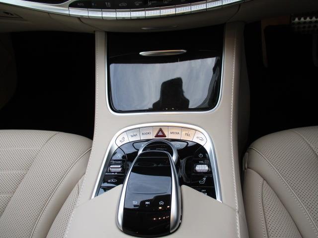 S560 ロング スポーツリミテッド 2年保証 新車保証(15枚目)