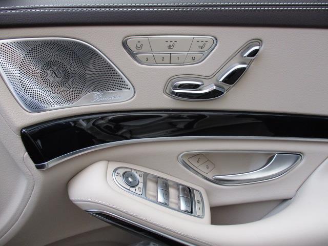 S560 ロング スポーツリミテッド 2年保証 新車保証(16枚目)