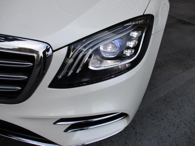 S560 ロング スポーツリミテッド 2年保証 新車保証(25枚目)
